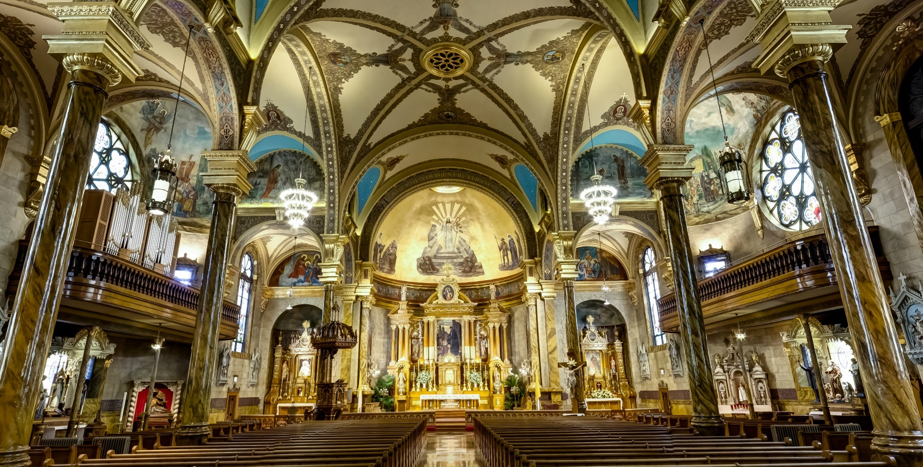 St. John Cantius Church, Chicago